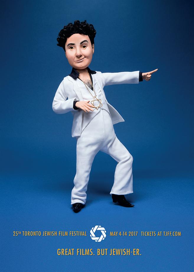 Toronto Jewish Film Festival Movie Characters